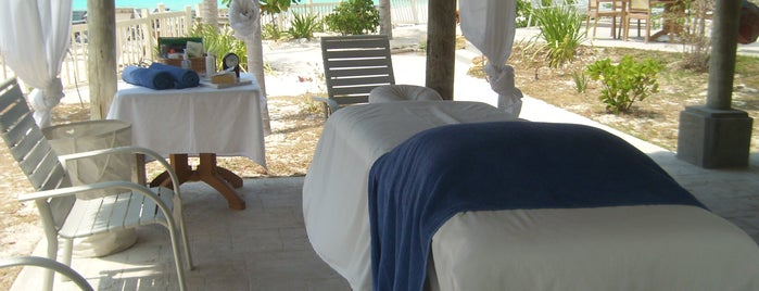 Oceanscapes Spa is one of Grand Turk.