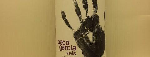 Vinoteca Rubio is one of Locais curtidos por Andoni.