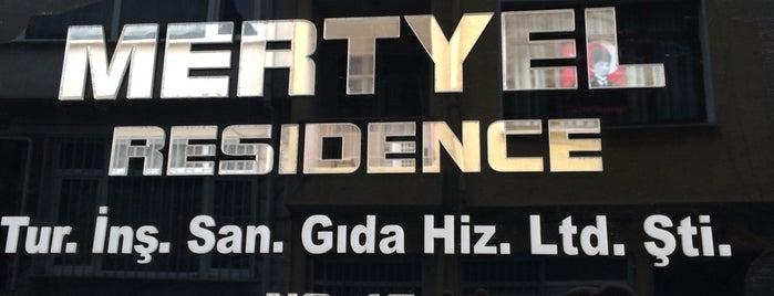 Mertyel Residence is one of Lieux qui ont plu à Süleyman.