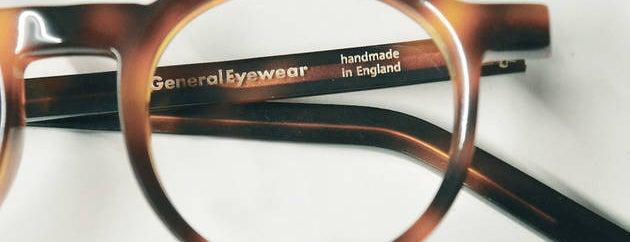 General Eyewear - Camden is one of London.
