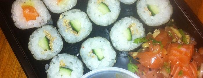 Tokyo Sushi Express is one of Koen Kjartan 님이 좋아한 장소.