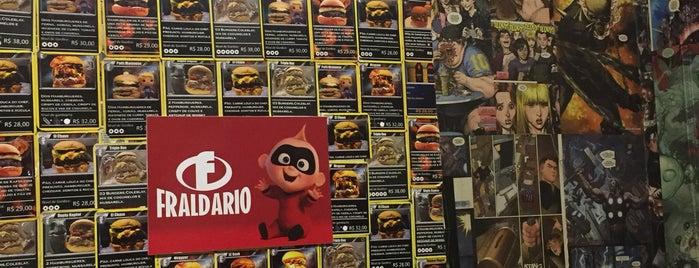 L.E. Burger is one of Careca: сохраненные места.