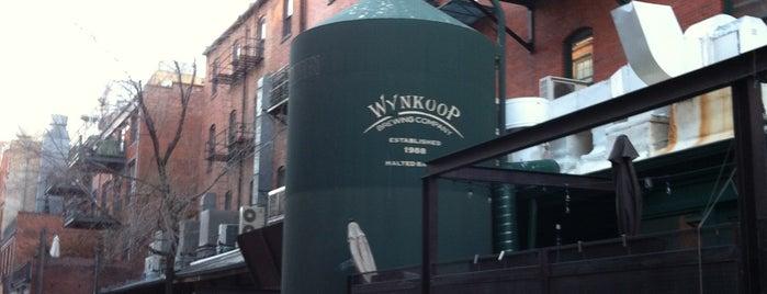 Wynkoop Brewing Co. is one of Favorite อาหารนานาชาติ (#278).