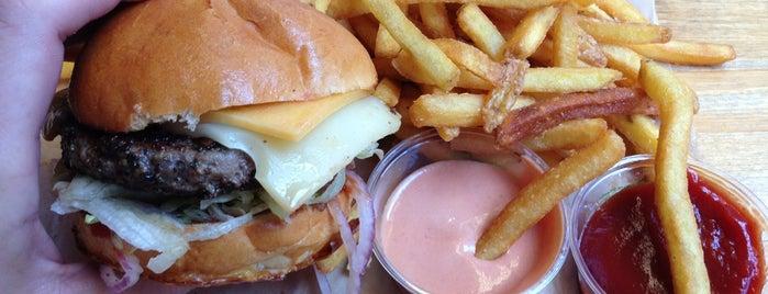 Little Big Burger is one of Portland Burgers.