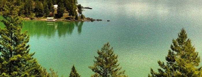 Flathead Lake is one of Montana Road Trip!.