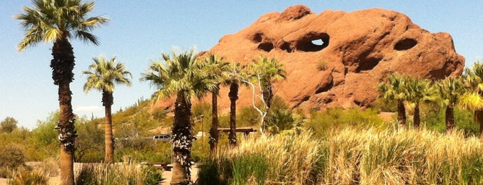 Papago Park is one of Kiwi Watermelon Surprise.