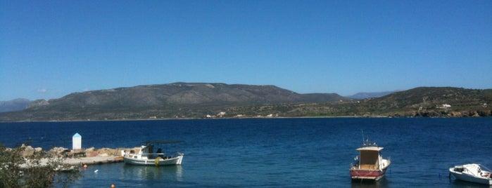 Archangelos Beach is one of Ifigenia: сохраненные места.