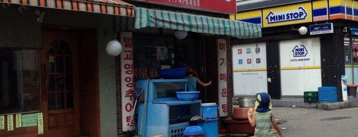 벌교영양추어탕 is one of 착한식당.