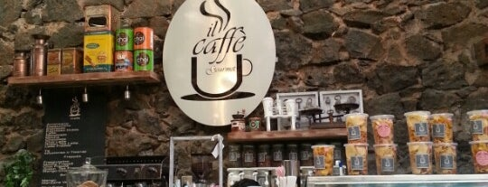 Il Caffe is one of Gordo.