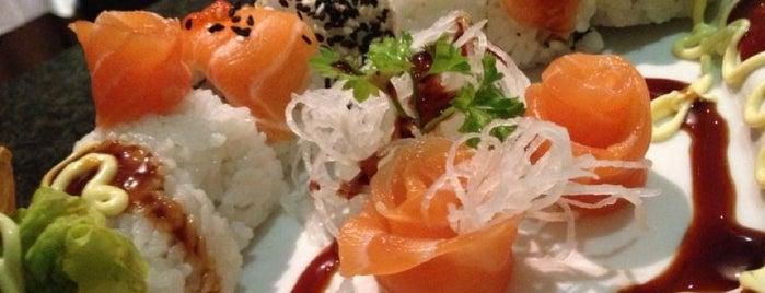 Sushi Yu is one of Locais curtidos por Chiarenji.