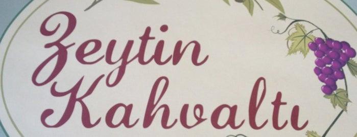 Zeytin Kahvaltı Salonu is one of Tempat yang Disukai Op Dr.