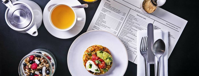 South Place Chop House is one of Bottomless Brunch in London.
