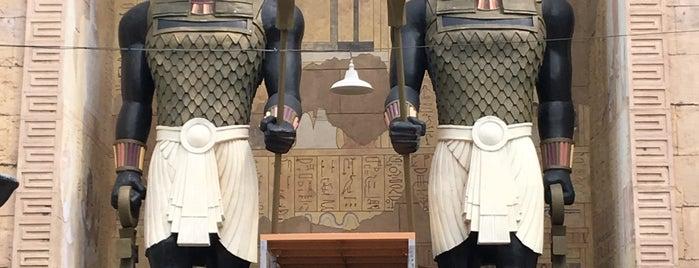 Ancient Egypt is one of Singapore достопримечательности.