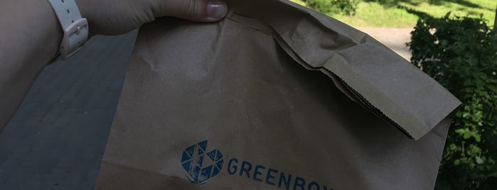Greenbox is one of 3.