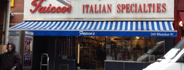 Faicco's Italian Specialties is one of NYC.
