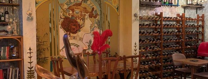 Rahibe Shiraz Şarap Evi is one of Best Wine Bars in Turkey.