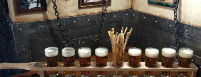 Пивний Ресторан Вагон / Beer Restaurant Wagon is one of Kyiv.