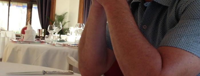 Hostellerie la Poularde Hotel Montrond-les-Bains is one of Tous au restaurant 2012 - du 17 au 23/09.