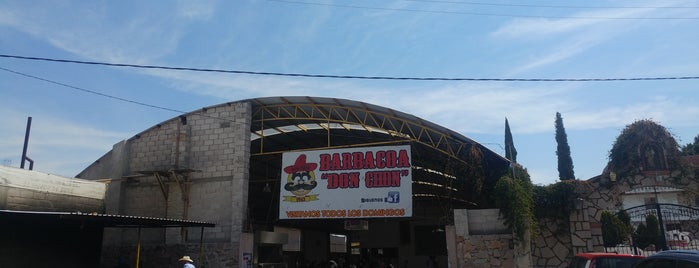 Feria del Pulque Y la barbacoa is one of Hildaさんのお気に入りスポット.