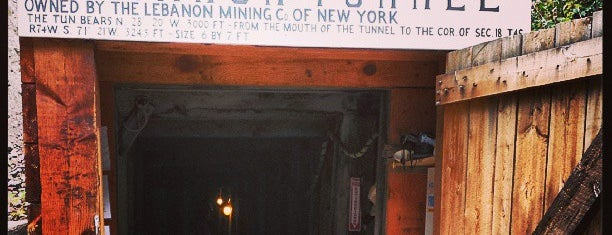 Lebanon Mine is one of Denver.