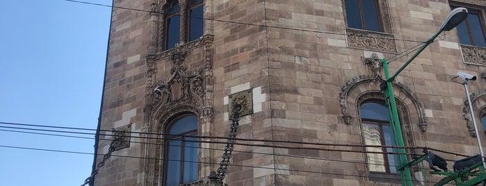 palacio postal is one of Mexico! Traigame El Pulque!.