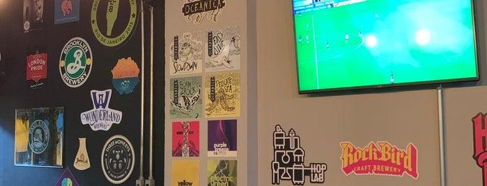 Hop Lab Pub is one of Melhores Restaurantes e Bares do RJ.