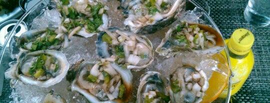 Boccanera Live Lobster & Sea Food is one of Tempat yang Disukai Marcos.