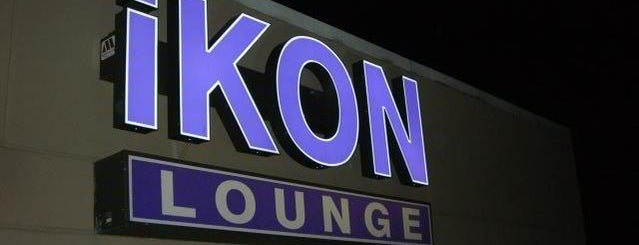 iKon Lounge is one of Monmouth Fun.