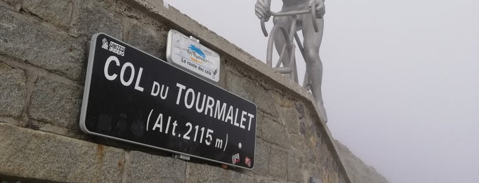 Col du Tourmalet is one of Prive.