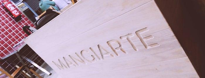 Mangiarte Restaurante is one of Para comer.