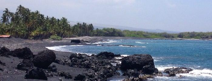 Keawaiki Bay is one of HI spots.