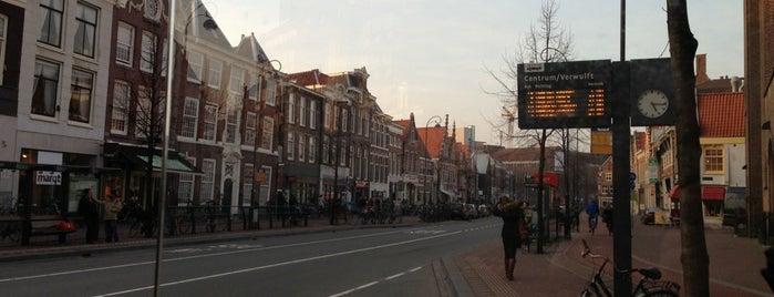 Bushalte Centrum / Verwulft is one of Posti che sono piaciuti a Hayo.
