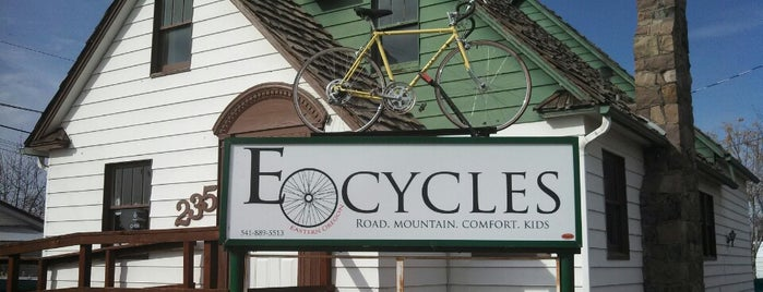 Eastern Oregon Cycles is one of Locais curtidos por Scott.