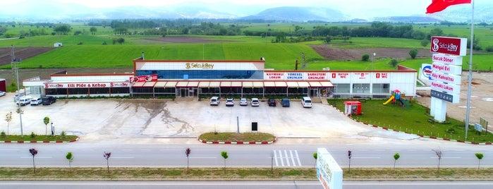 Selçuk Bey Dinlenme Tesisleri is one of Denizli & Aydın & Burdur & Isparta & Uşak & Afyon.