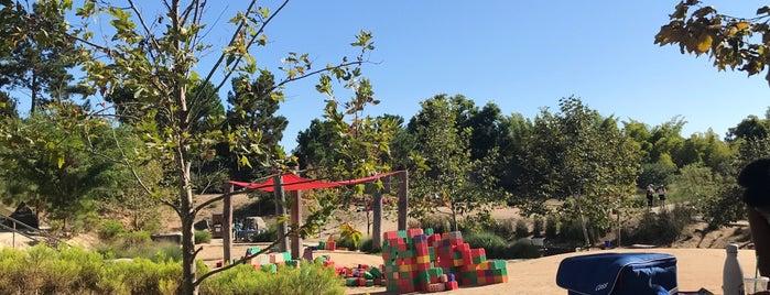 The Adventure Playground is one of Orange County.