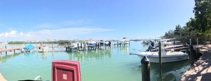 The Boathouse at Coconut Mallory is one of Gotta Go Key West.