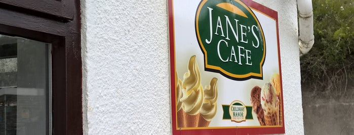 Jane's Cafe is one of Nigelさんのお気に入りスポット.