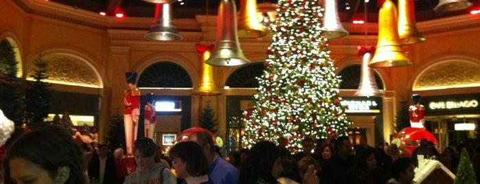 Bellagio Conservatory & Botanical Gardens is one of Las Vegas!.