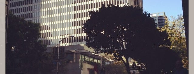 Two Embarcadero Center is one of San Francisco Bay.