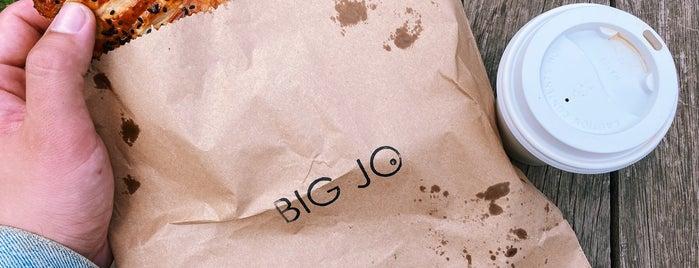 Big Jo Bakery is one of UK II.
