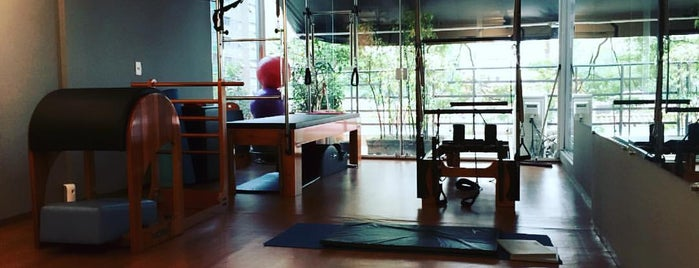 Kenzen Pilates is one of SP.