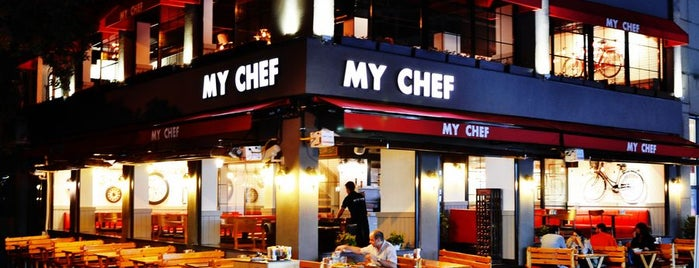 My Chef is one of Restaurants, Cafes, Lounges and Bistros.