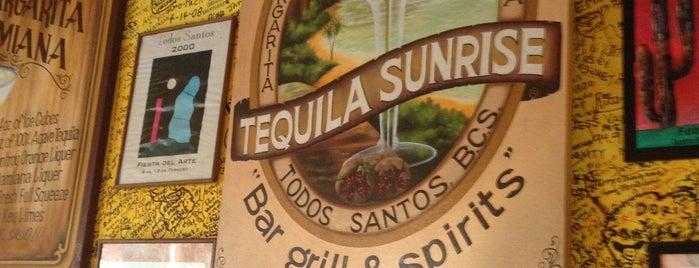 Tequila's Sunrise is one of สถานที่ที่ Tania ถูกใจ.