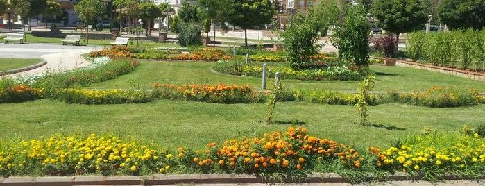 Sağlıklı Yaşam Parkı is one of Seda'nın Beğendiği Mekanlar.