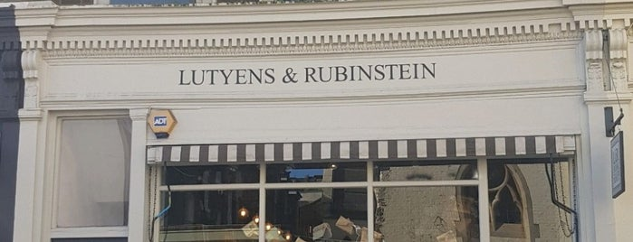 Lutyens & Rubinstein is one of All-time favorites in United Kingdom.