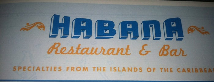 Habana Restaurant & Bar is one of Austin - tried and true.