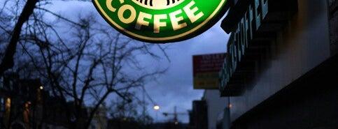 Starbucks is one of Dinner.