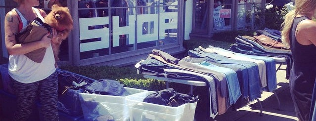 That Jean Shop is one of LA.