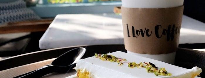 Fleur's Corner is one of Kuwait Cafes.