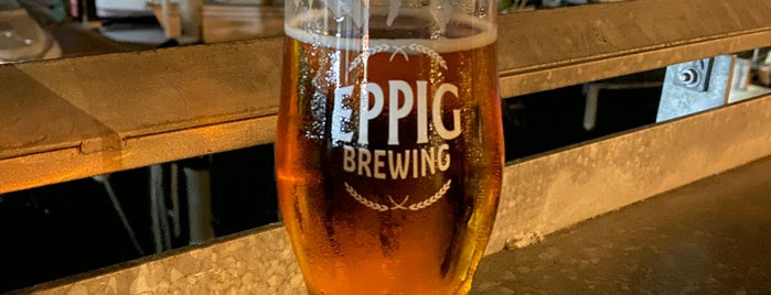 Eppig Brewing Waterfront Biergarten is one of San Diego.
